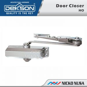 DOOR CLOSER DEKKSON DCL 300 HO SILVER
