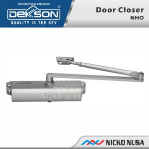 DOOR CLOSER DEKKSON DCL 105 NHO SILVER