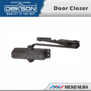 DOOR CLOSER DEKKSON DCL300 NNHO BLACK