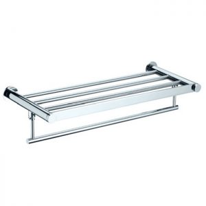 GBY 77112 DOUBLE TOWEL RACK GERMANY BRILLIANT Elegant Series