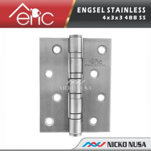 ENGSEL STAINLESS EPIC 430 4X3X3 4BB SS
