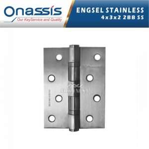 ENGSEL STAINLESS ONASSIS ECO 4x3x2 2BB SS