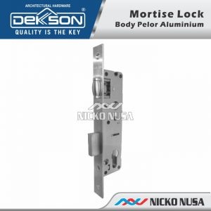 MORTISE LOCK PELOR LPA DKS DL84030 SSS Body Pelor Aluminium
