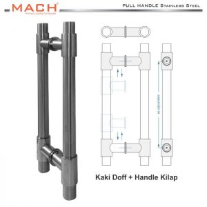 Pull Handle MACH ADJUSTABLE